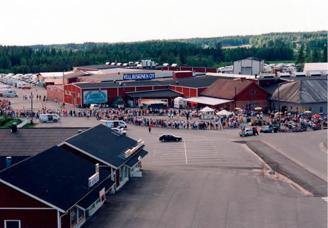 Suomen toiseksi suurin tavaratalo